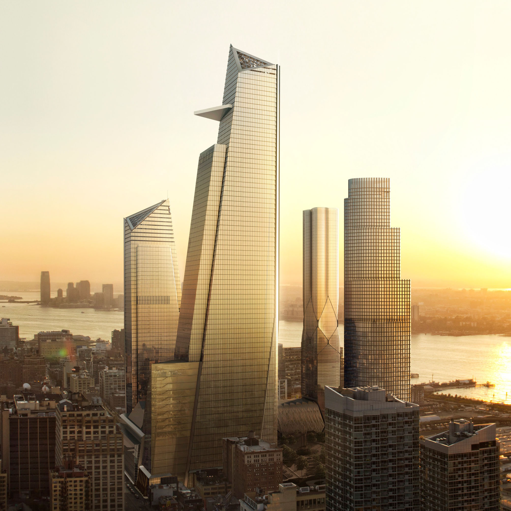 30 Hudson Yards, New York