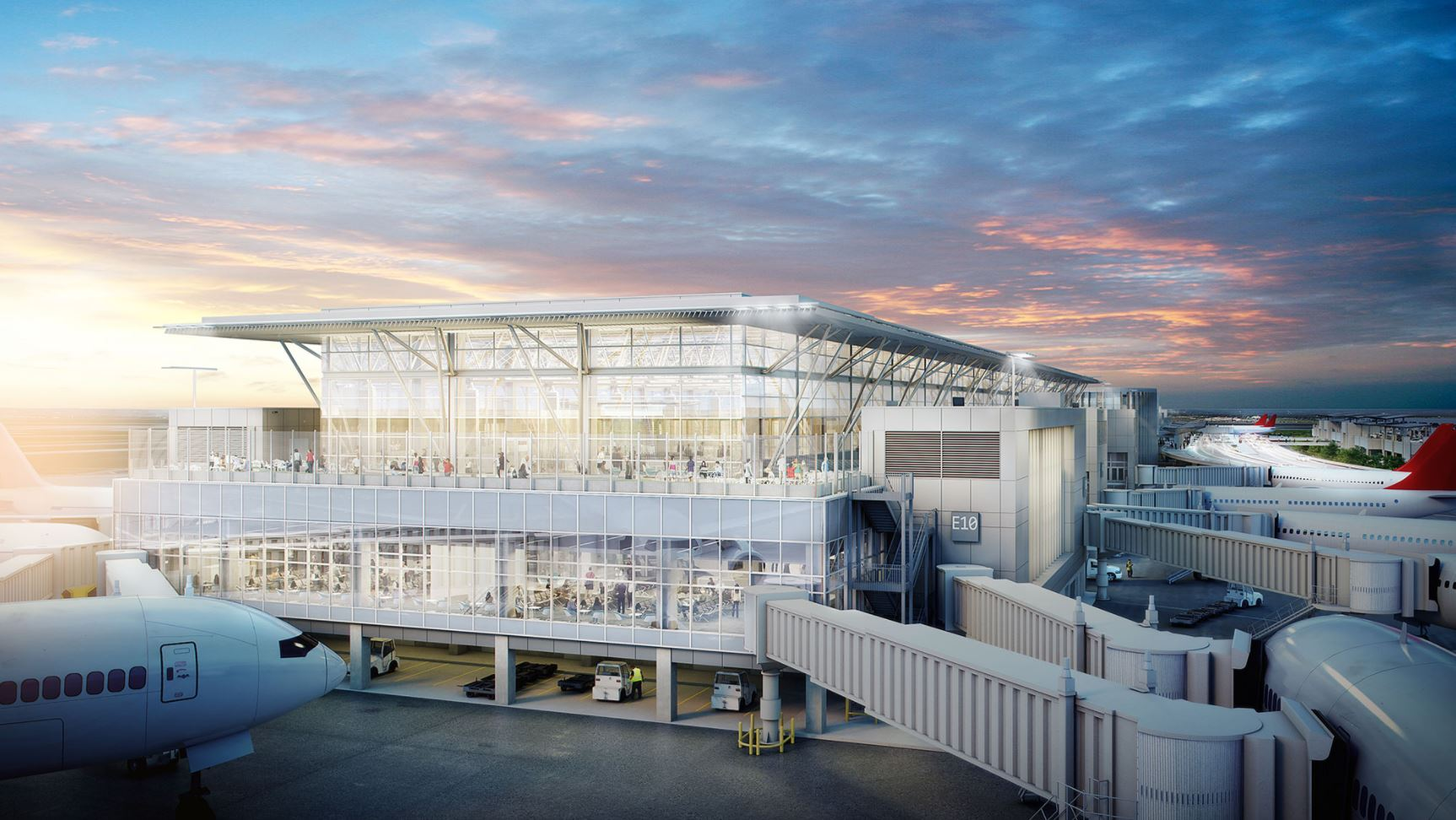 Austin-Bergstrom International Airport Expansion