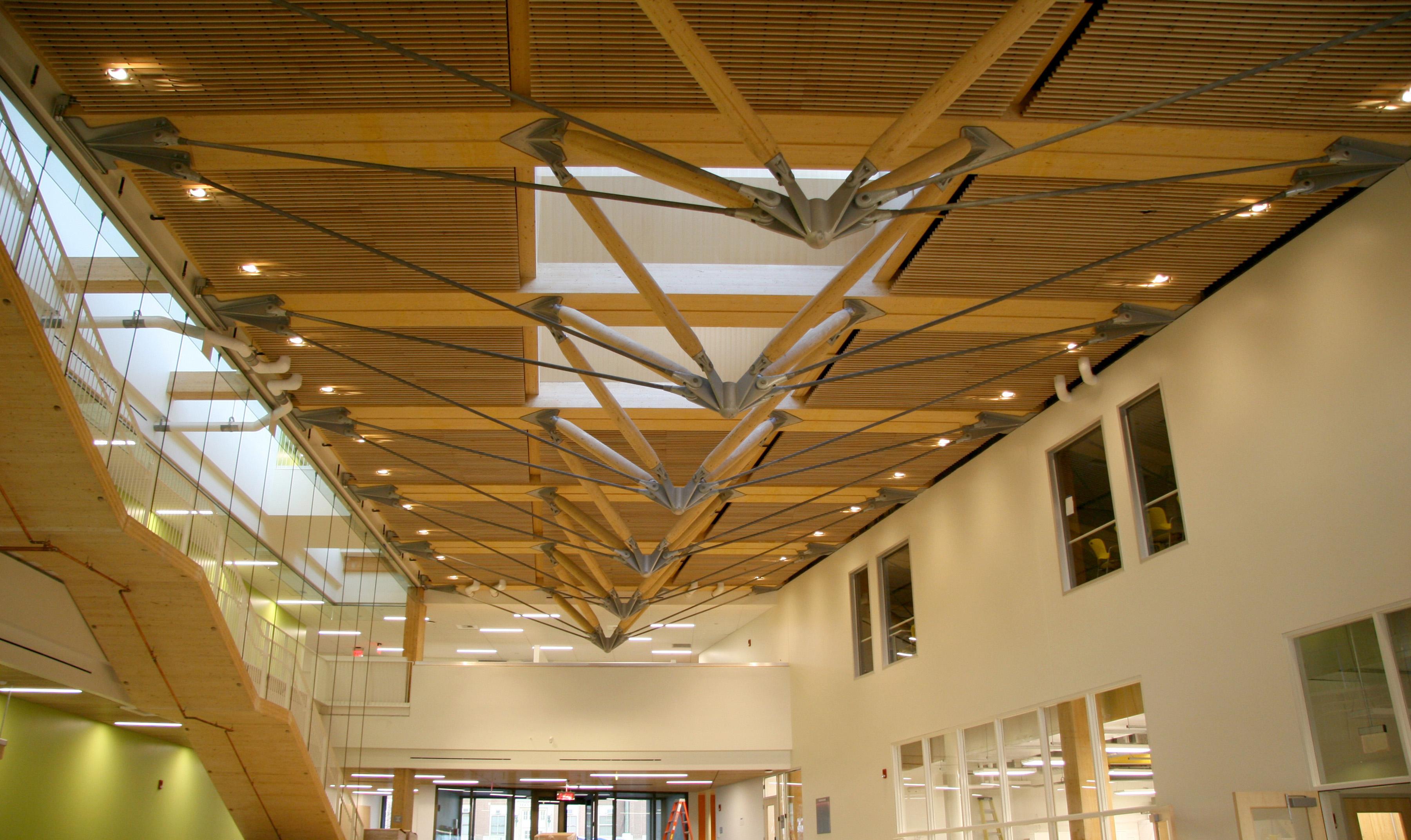 Castconnex Umass Amherst John W Olver Design Building